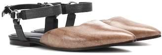 Brunello Cucinelli Leather sandals