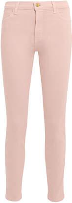 J Brand Alana Light Pink Skinny Jeans