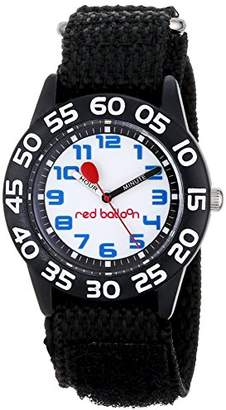 EWatchFactory Red Balloon Kids' W001897 Analog Display Analog Quartz Watch