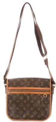 609051dd764d Louis Vuitton Monogram Bosphore Messenger PM