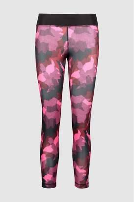 beceda1f2bb adidas Girls Pink Printed Leggings - Pink