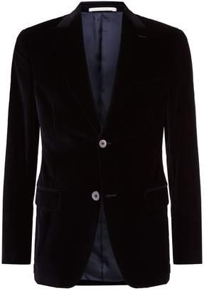 Pal Zileri Velvet Jacket