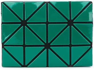 Bao Bao Issey Miyake geometric pattern wallet