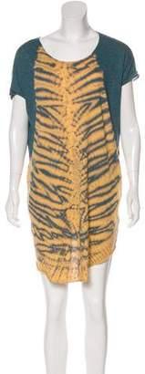 Raquel Allegra Short Sleeve T-Shirt Dress