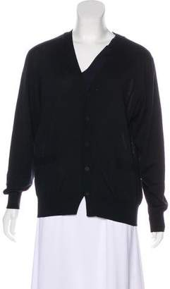 Toga Wool Knit Cardigan