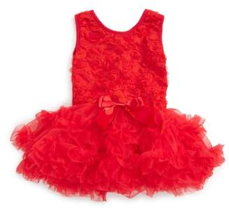 Popatu Rosette Tutu Dress