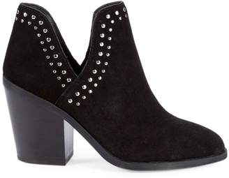Steve Madden Abbie Suede Ankle Boots