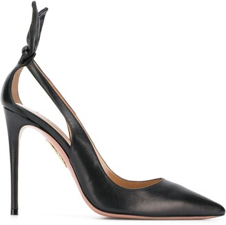 Aquazzura Deneuve high-heel pumps