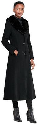 Ralph Lauren Wool-Cashmere Coat $420 thestylecure.com
