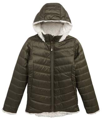 The North Face Mossbud Swirl Hooded Parka