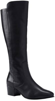 Lands' End Lands& End Tall Dress Boot $249 thestylecure.com