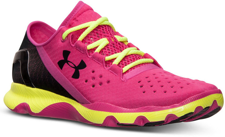 Under Armour Women's SpeedForm Apollo Running Sneakers from Finish Line