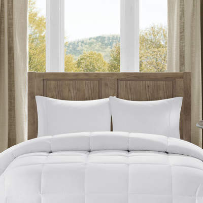 Wayfair Grayslake Down Alternative Comforter