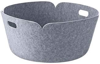 Muuto Restore Round Recycled Plastic Basket