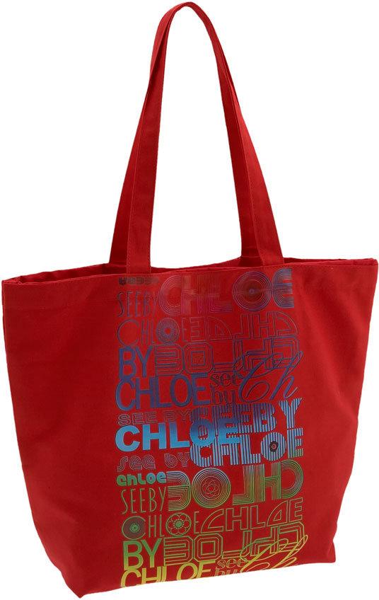 See by Chloé 'Rainbow Medium' Shopper