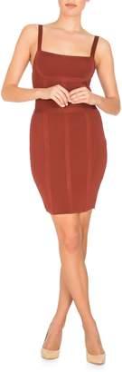 GUESS Talisha Bandage Sheath Dress