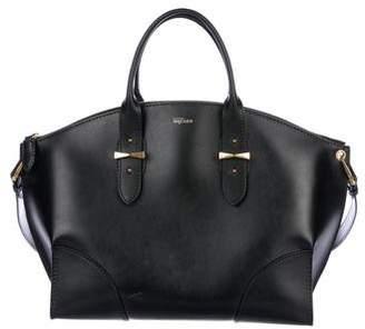 Alexander McQueen Leather Legend Bag