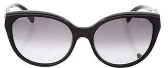 Chloé Gradient Logo Sunglasses