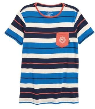 Quiksilver Oloa Stripe T-Shirt