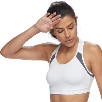 Tek Gear Cross Back Medium-Impact Sports Bra