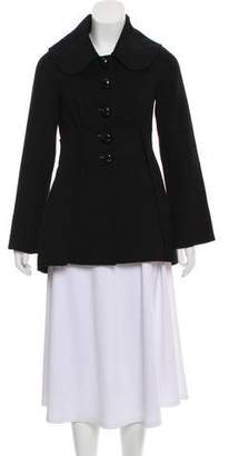 Temperley London Angora Wool Jacket