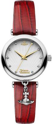 Vivienne Westwood Trafalgar stainless steel watch
