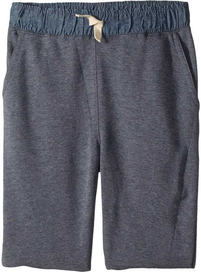 Lucky Brand Kids French Terry Pull-On Shorts (Toddler)
