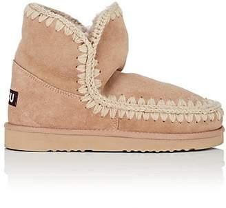 Mou Women's Eskimo 18 Sheepskin Boots - Beige, Tan