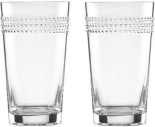 Kate Spade Wickford Highball Glass, Set of 2