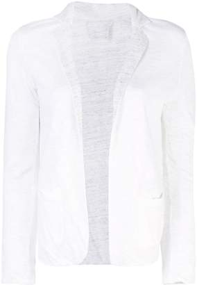 Majestic Filatures classic fitted blazer