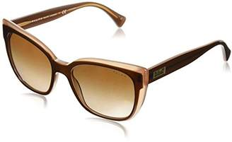 Ralph Lauren Ralph by Women's Plastic Woman Square Sunglasses