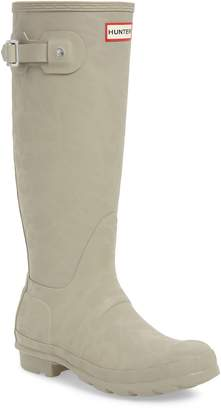 Hunter Knee High Waterproof Rain Boot