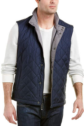 Brooks Brothers Quilted Vest