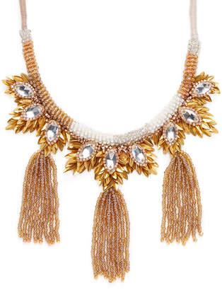 Deepa Gurnani Karly Statement Necklace