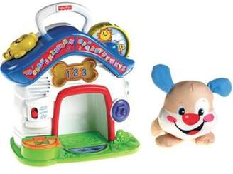 Fisher-Price Laugh & Learn Laugh And Learn Puppys Playhouse
