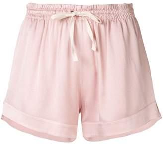 Monse elasticated waist shorts