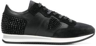 Philippe Model studded runner sneakers