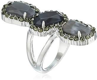Sam Edelman Simulated Three-Stone Ring