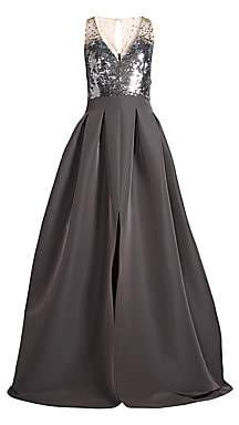 Sachin + Babi Women's Elle Sequin Ball Gown