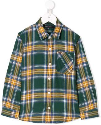 Tommy Hilfiger Junior check shirt