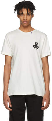 Off-White White Spray Logo T-Shirt