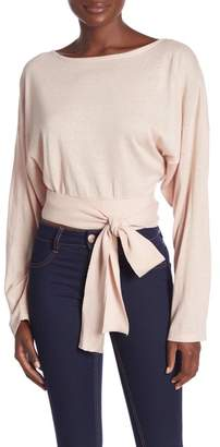 Cotton On & Co. Ballet Wrap Pullover
