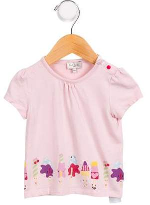 Paul Smith Girls' Popsicle Print Top