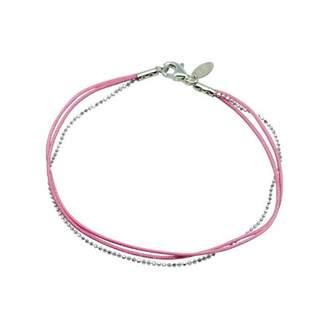 Very Sisters BR52SP Sandwich Women's Bracelet Silver 925/1000 15 g 18 cm Pink