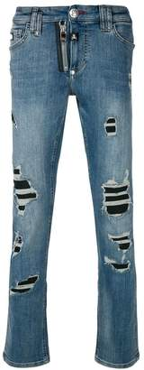 Philipp Plein The Fox Slim Fit jeans