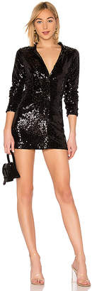 by the way. Simone Sequin Blazer Dress