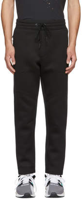 Isaora SSENSE Exclusive Black Neoprene Lounge Pants