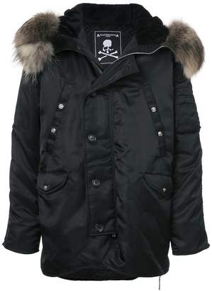 Mastermind Japan hooded parka