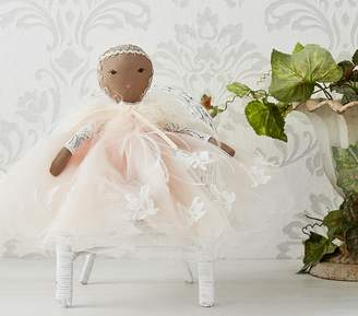 Pottery Barn Kids Monique Lhuillier Designer Doll Girl Blush - Chloe