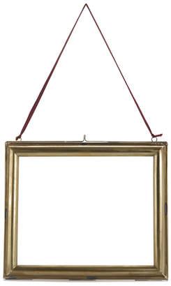 "Nkuku Kariba Antique Brass Frame - Antique Brass - Landscape 8 x 10"""